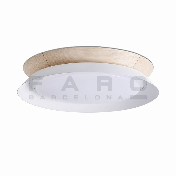 FA20095  TENDER LED White ceiling lamp