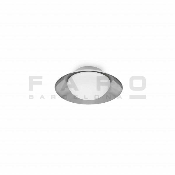 FA62133  SIDE LED White/nickel ceiling lamp G9