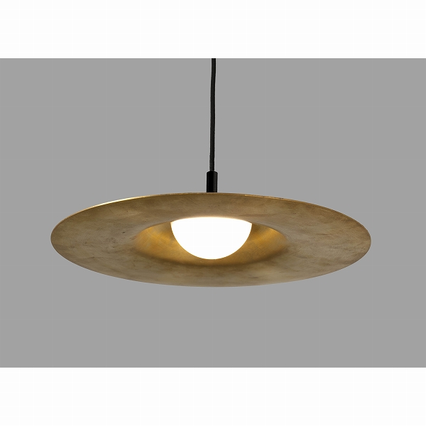 COSMOS LED Brass pendant lamp
