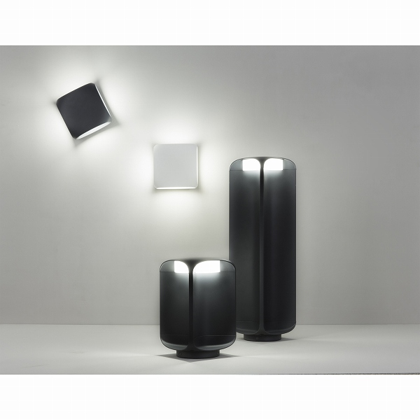 BU-OH LED White wall lamp