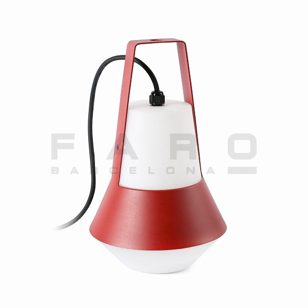 FA71564  CAT RED portable lamp